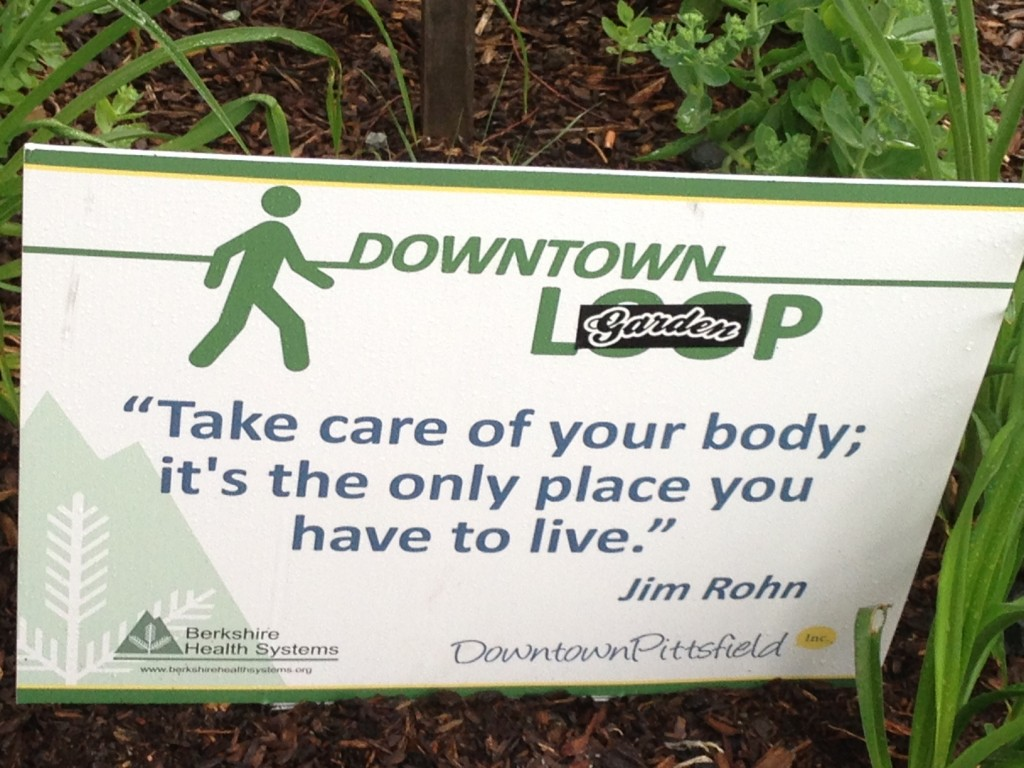 your body_Jim Rohn