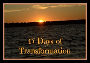 47 Days of Transformation