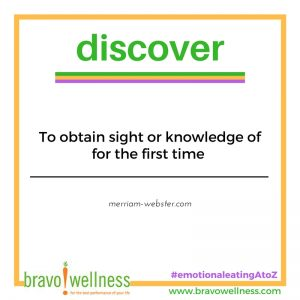 Discover_definition
