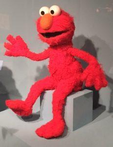 Elmo waving_Jim Henson Exhibit_emotional eaters